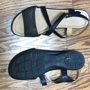 Naturalizer sandals worn only a handful of times